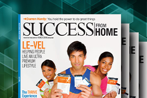Le-Vel SUCCESS From Home Video