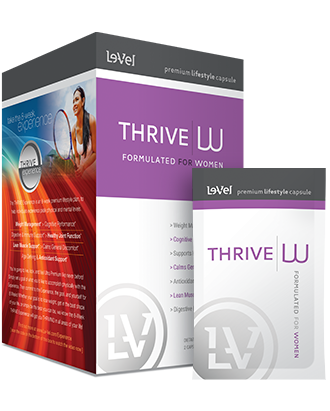 THRIVE W - Formulated for Women