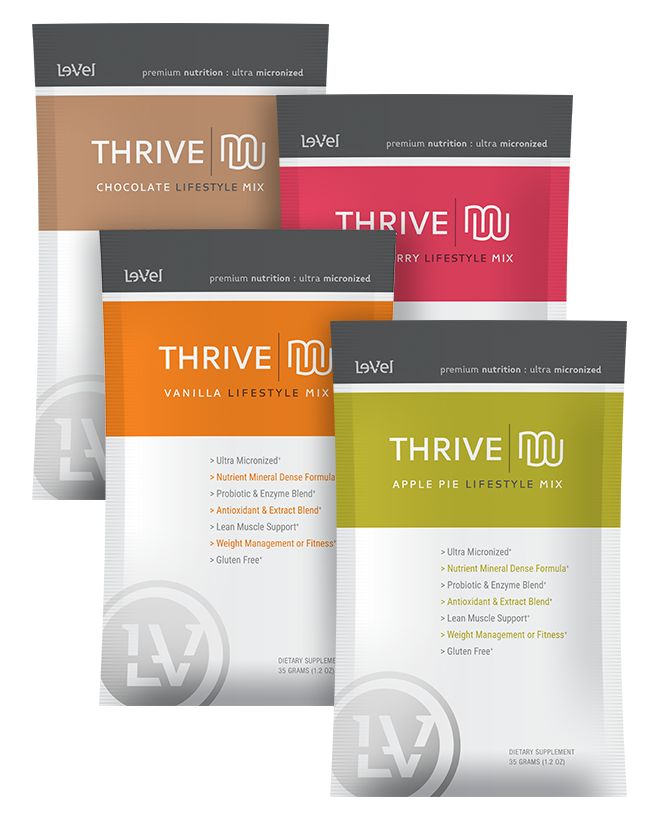 THRIVE Shake - Premium Lifestyle Mix