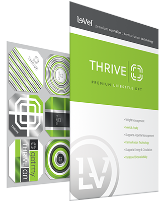 THRIVE Premium Lifestyle DFT (Derma Fusion Technology)