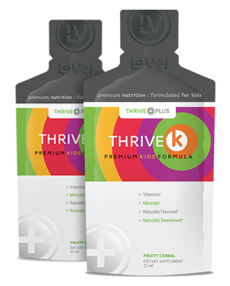 THRIVE Plus Premium Kids Formula - Thrive Kids