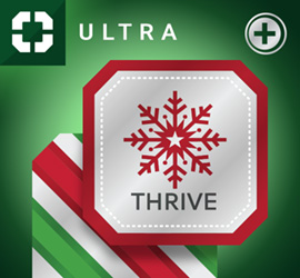 THRIVE Plus - DFT Ultra Holiday (Limited Edition)