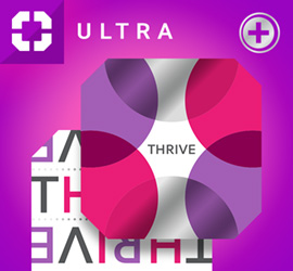 THRIVE Plus - DFT Ultra Purple