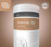 THRIVE Premium Chocolate Lifestyle Mix - Canister