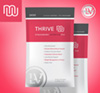 THRIVE Premium Strawberry Lifestyle Mix - Single Serve
